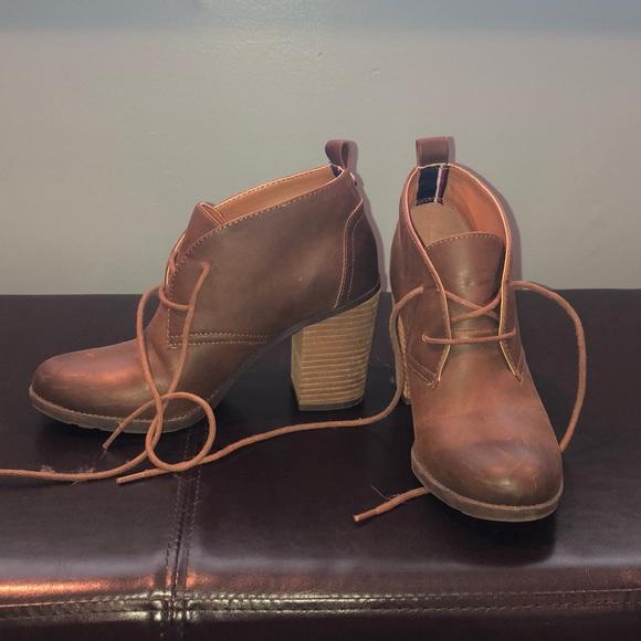 Tommy Hilfiger Shoes - Tommy Hilfiger Block Heels